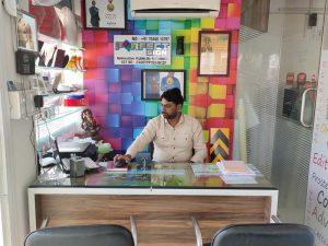 New Office shifted at Kudasan, Gandhinagar
